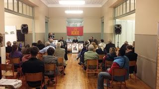 Έγινε με επιτυχία η εκδήλωση της ΚΟΒ εκπαιδευτικών του ΚΚΕ