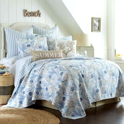 Coastal Nautical Bedding Collections