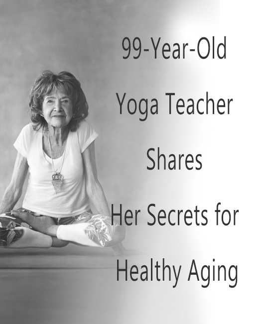 secrets for healthy aging