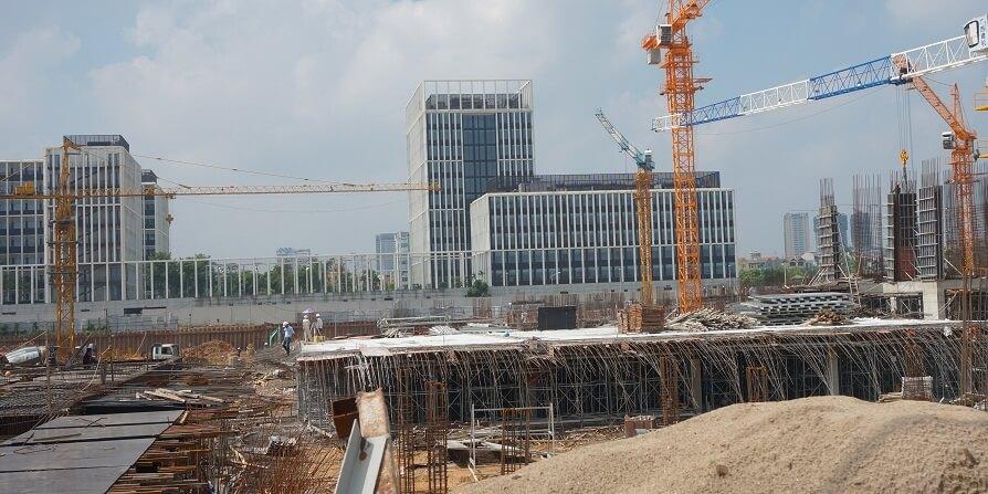 Tiến độ thi công dự án chung cư An Bình City