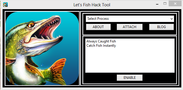 lf Lets Fish Hile Tool V3.1 Oyun Botu indir