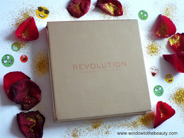revolution highlighters palette review