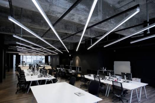 9DESK - Bagian dari kantor 9GAG di Hongkong