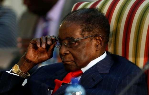 Zimbabwe parliament summons Mugabe on alleged diamond corruption.