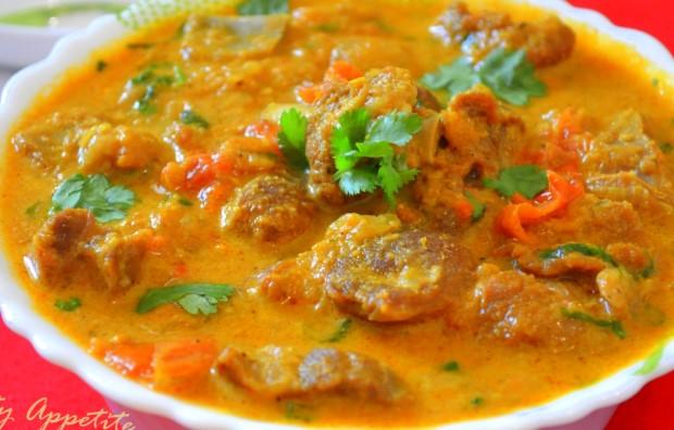 mutton curry recipe