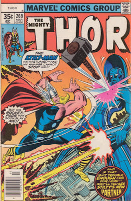 Thor #269, the Stilt-Man