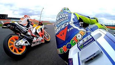 Marquez Jelaskan Kondisi Hubungan vs Rossi Usai Duel Silverstone