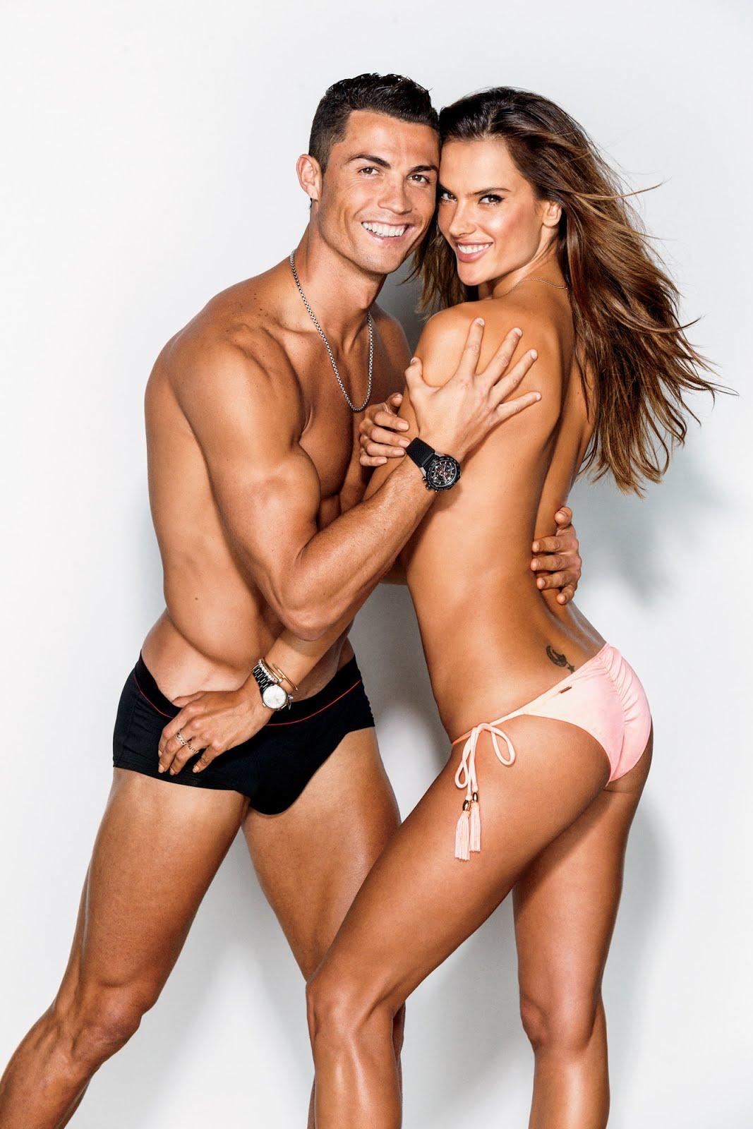 Cristiano Ronaldo Having Sex