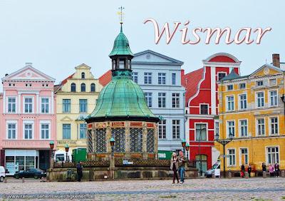 Wismar, Wismar Reise mit Familie, Wismar Sehenswertes