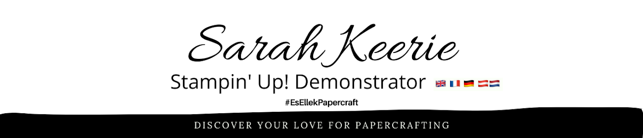 Stampin' Up! Online Shopping with Sarah | UK, France, Germany, Austria & The Netherlands