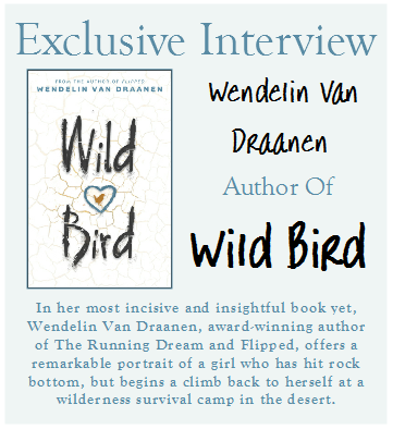an analysis of the book authored by wendelin van draanen This diary of a runaway girl and her search for a home celebrates hope, resilience, and happy endings as only wendelin van draanen, the author of flipped.