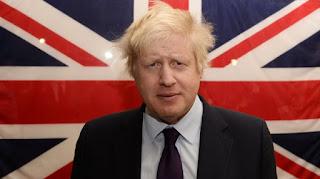 ο υπουργός Εξωτερικών της Μεγάλης Βρετανίας, Μπόρις Τζόνσον