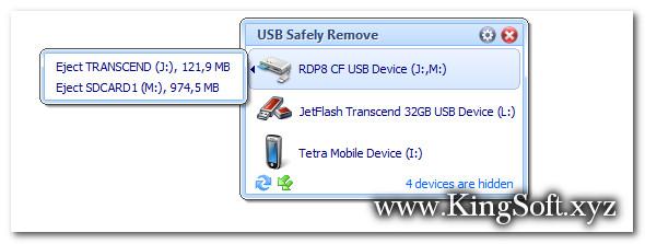 USB Safely Remove 6.1.5.1274 Full Key,Phần mềm quản lý và hỗ trợ USB