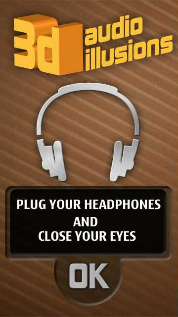 Download Application 3D Audio Illusions for Nokia 5800 and X6 ~ Get