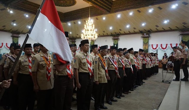 Apel Ulang Janji Pramuka Kwarcab Kota Yogyakarta