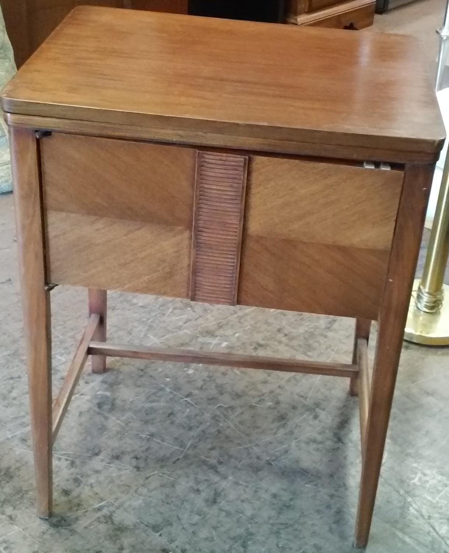 UHURU FURNITURE COLLECTIBLES SOLD Necchi Sewing Machine Table 75