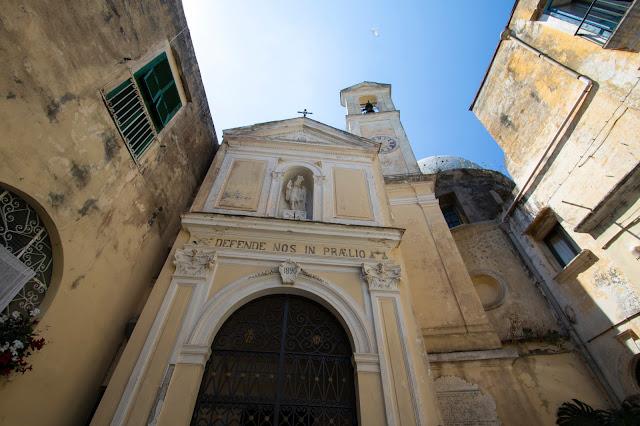 Abbazia di San Michele Arcangelo-Procida