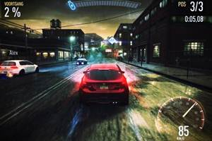 Permainan balap mobil Need For Speed