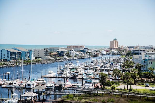 Carolina Beach Waterway:  A vacation Guide to Carolina Beach in North Carolina