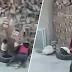 (Video) Dua beradik ditimpa batu bata