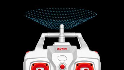 Syma X8HG 2.4 GHz Remote Controll - Bogor Sky