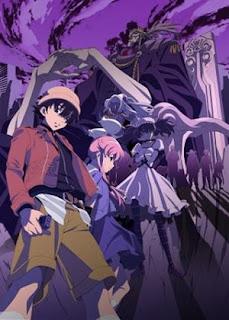 Mirai Nikki - Rekomendasi Anime Yang Mirip Dengan Steins; Gate