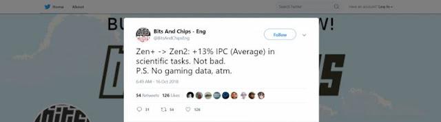 AMD Zen 2 sẽ mạnh gấp 5 lần so với thế hệ tiền nhiệm