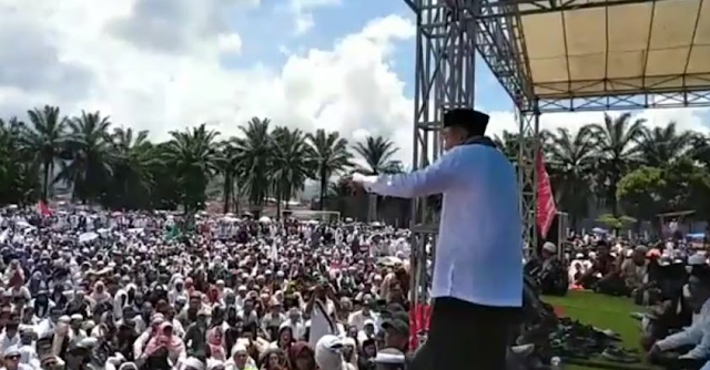 Tabligh Akbar Garut: Sepakat Pilih Pemimpin yang Siap Bela Islam
