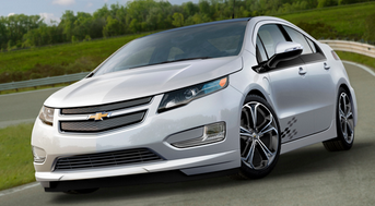 Chevy Volt 0-60 Sport Mode