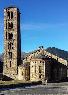 Torre Sant Climent de Taüll