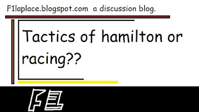 What happened in Closing Moments of Abu Dhabi 2016? Hamilton used tactics.. hun?