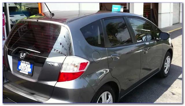 Honda Fit WINDOW TINT Cost Near Me