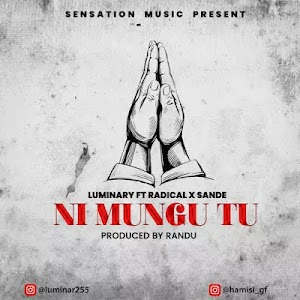 Download Audio | Luminary ft Radical x Sande - Ni Mungu Tu