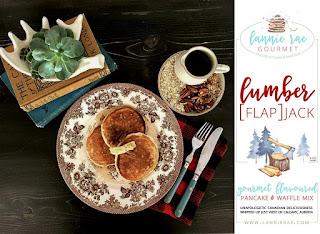 Lannie Rae Gourmet Pancake Mix