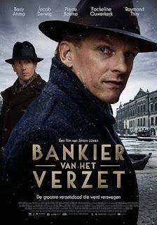 Di Belanda yang diduduki selama Perang Dunia II The Resistance Banker (2018)