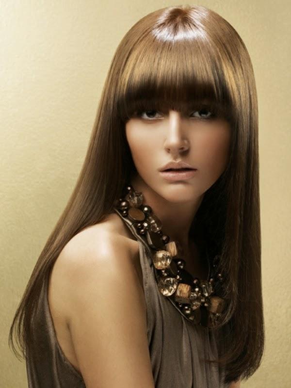 6 Model Rambut Panjang Wanita - Indo Fashion