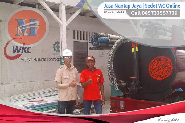 Jasa Sedot Tinja Area jalan Klampis Surabaya timur Harga Murah