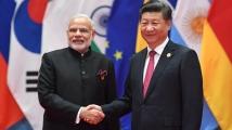 India China