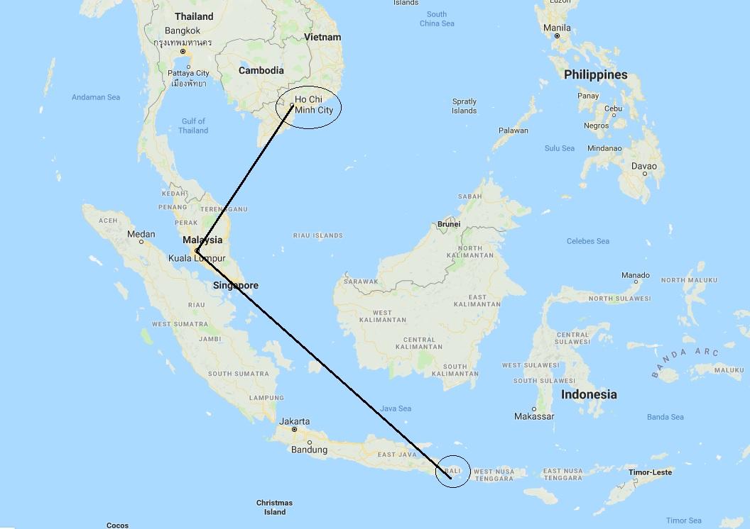 Joel S Esl South East Asia Webpage Bali Indonesia