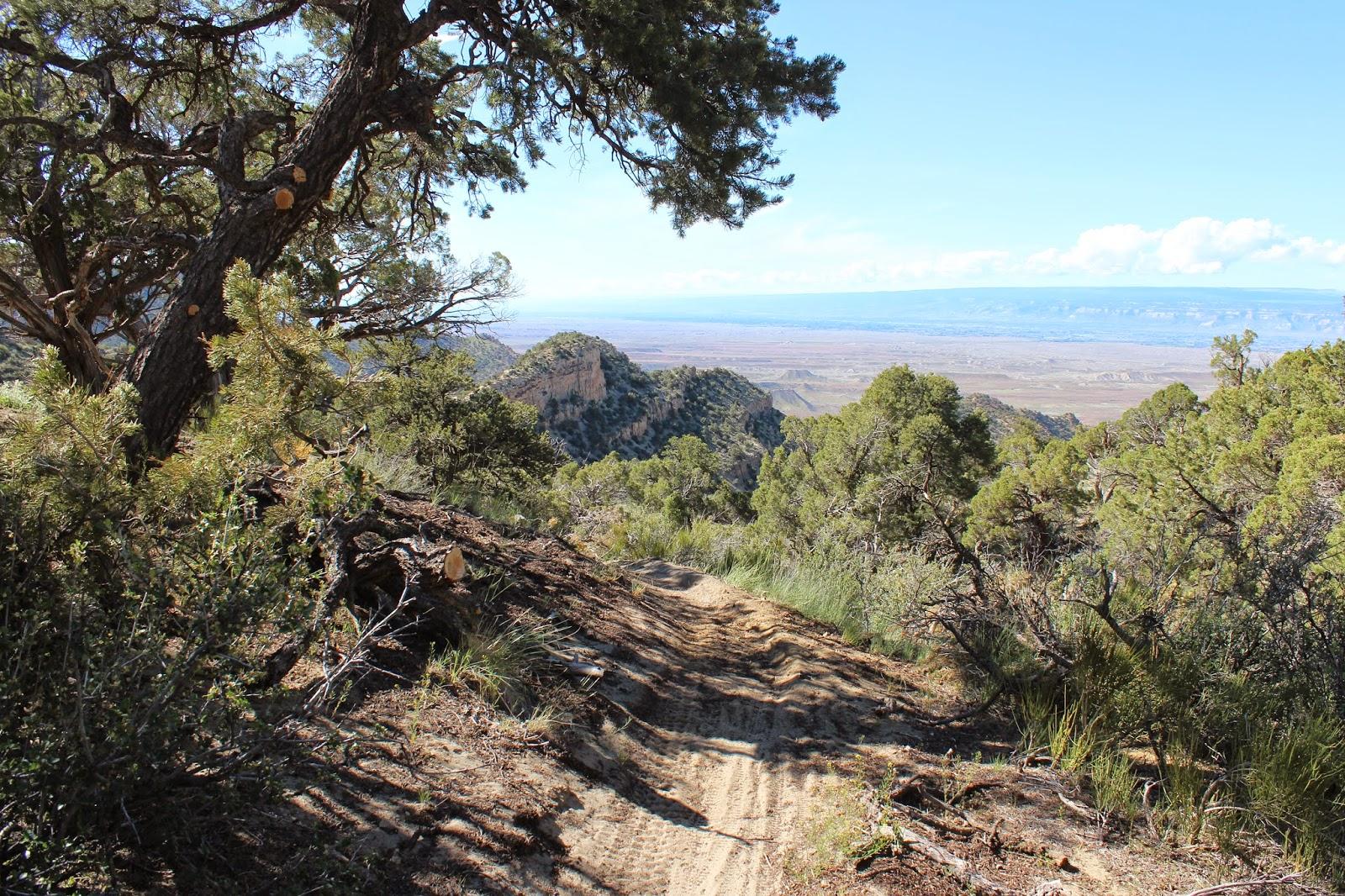 gjhikes com: Sarlacc Trail