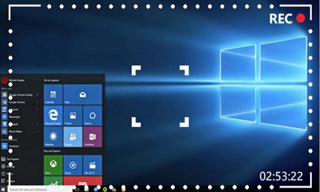 برنامج رائع ومجاني لتصوير شاشة الكمبيوتر بجودة HD برنامج Free Cam 8  Screen Recorder