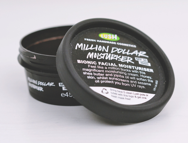 Lush Milion Dollar Moisturiser Review