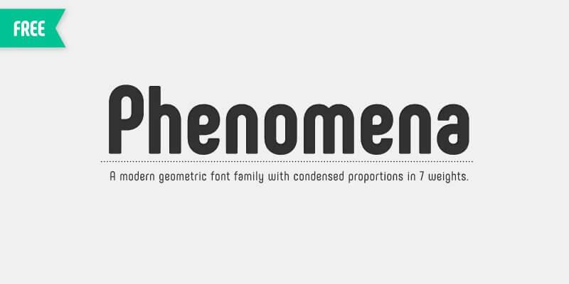 phenomena-free-font