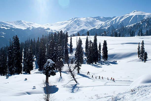 Gulmarg Snow Mountain