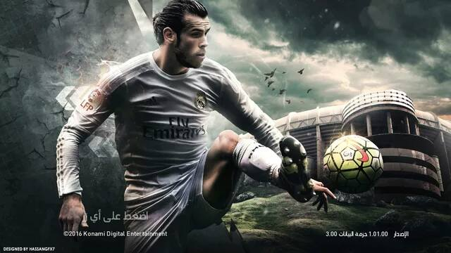 PES-MODIF: PES 2017 25 Start Screen Pack V2 By MiDO AlKing