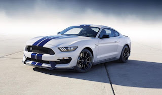 2020 Ford Mustang Shelby GT500 Concept et la rumeur