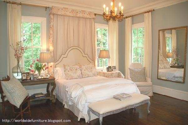 All About Home Decoration & Furniture: Beautiful Bedroom ... - photo#17