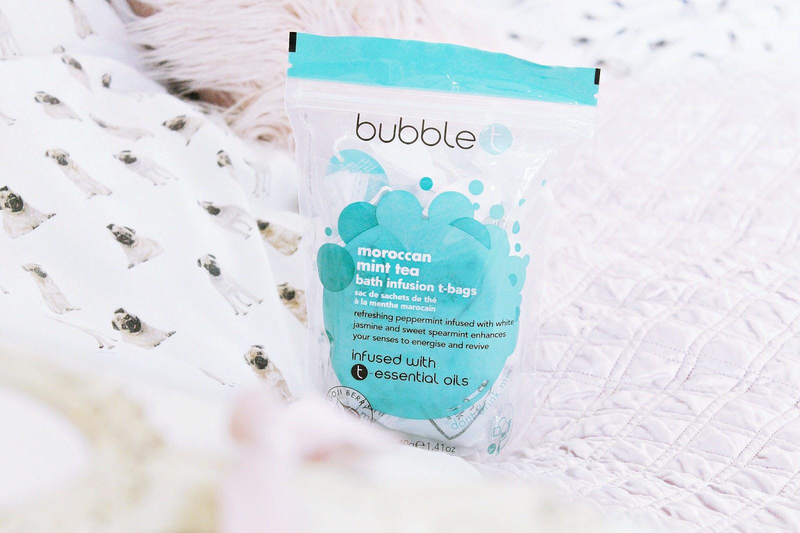 Bubble t blog review winter beauty haul