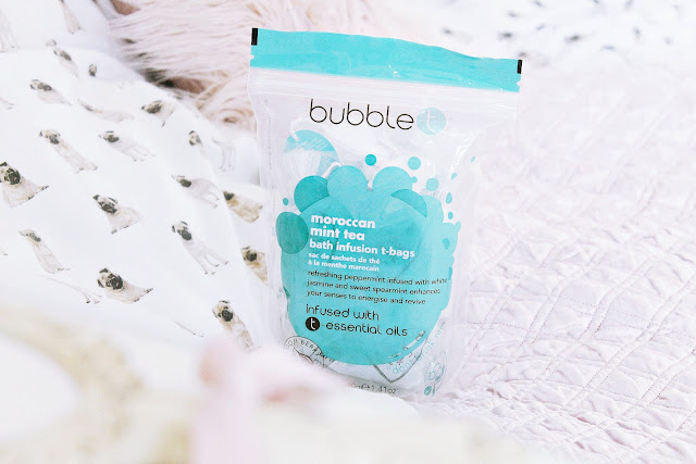 Bubble t blog review winter beauty haul