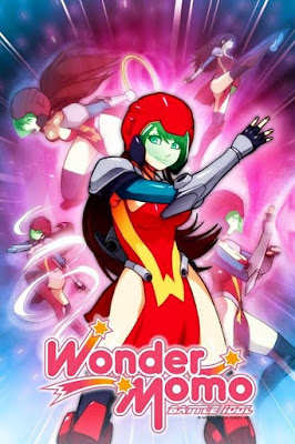 Wonder Momo Battle Idol